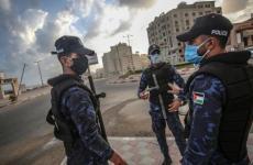 حظر التجول في غزة.jpg