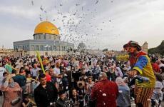 موعد عيد الفطر 2021 في فلسطين