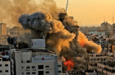 قصف برج الشروق.jpg