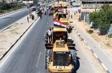 آليات مصرية لإزالة الركام  (5).jpg
