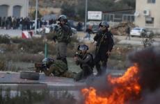 إصابات بقمع الاحتلال مسيرة جنوب الخليل.jpg