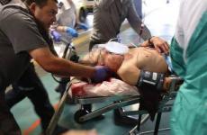 الجندي الاسرائيلي المصاب