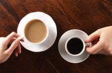 شاي و قهوة