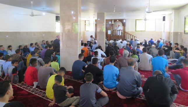 افتتاح مسجد خليل الرحمن بحي الزيتون (29405073) .jpeg