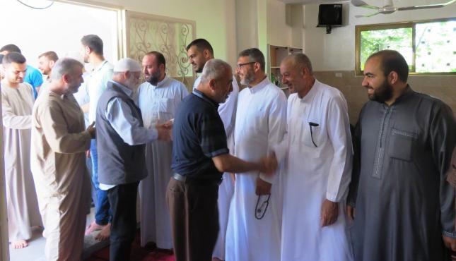 افتتاح مسجد خليل الرحمن بحي الزيتون (29405065) .jpeg