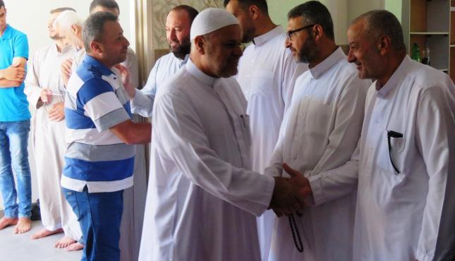 افتتاح مسجد خليل الرحمن بحي الزيتون (29405076) .jpeg