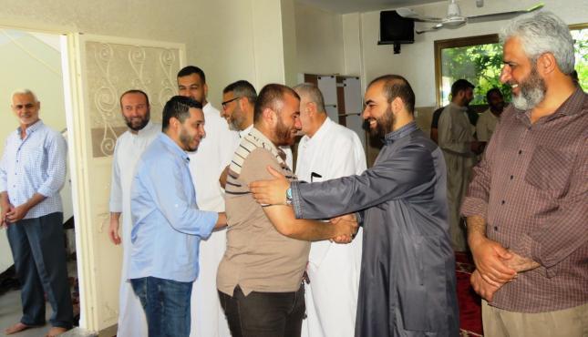 افتتاح مسجد خليل الرحمن بحي الزيتون (29405081) .jpeg