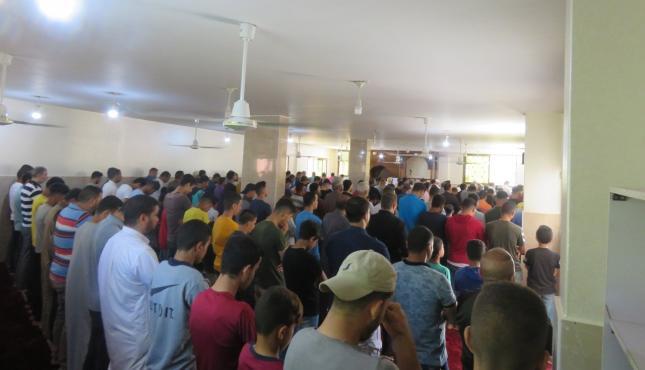 افتتاح مسجد خليل الرحمن بحي الزيتون (29405078) .jpeg