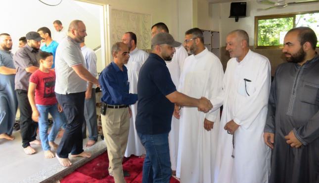 افتتاح مسجد خليل الرحمن بحي الزيتون (29405079) .jpeg