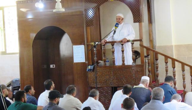 افتتاح مسجد خليل الرحمن بحي الزيتون (1) .jpeg
