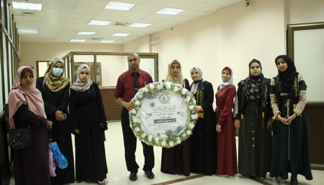 حفل تأبين تنظمه الرابطة الإسلامية لشهداء الجامعة الإسلامية بغزة (29732752) .jpg