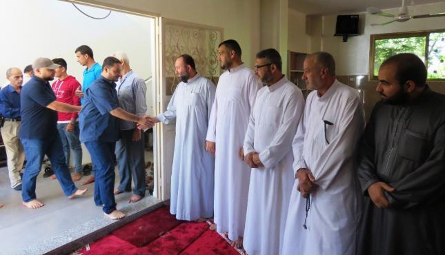 افتتاح مسجد خليل الرحمن بحي الزيتون (29405075) .jpeg