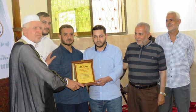 افتتاح مسجد خليل الرحمن بحي الزيتون (29405070) .jpeg