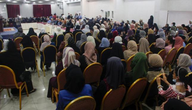 حفل تكريم الراحل رمضان شلح الأمين العام.jpg