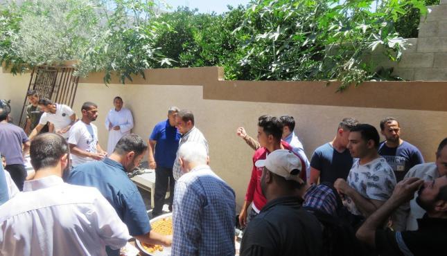 افتتاح مسجد خليل الرحمن بحي الزيتون (29405069) .jpeg