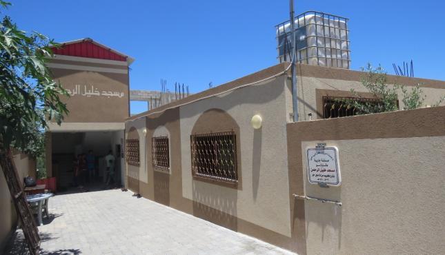 افتتاح مسجد خليل الرحمن بحي الزيتون (29405072) .jpeg