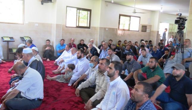 افتتاح مسجد خليل الرحمن بحي الزيتون (29405080) .jpeg