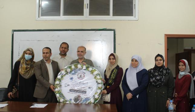 حفل تأبين تنظمه الرابطة الإسلامية لشهداء الجامعة الإسلامية بغزة (29732751) .jpg