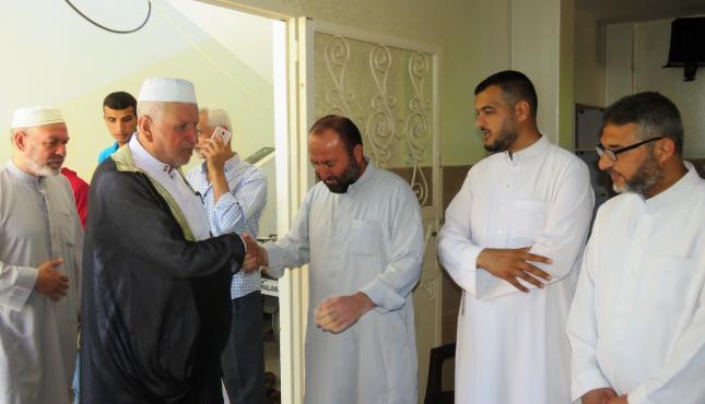 افتتاح مسجد خليل الرحمن بحي الزيتون (29405077) .jpeg