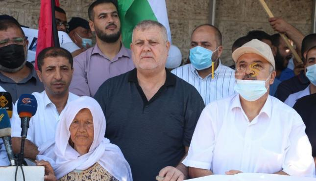 وقفة نصرة للأسرى في غزة (28946317) .jpeg