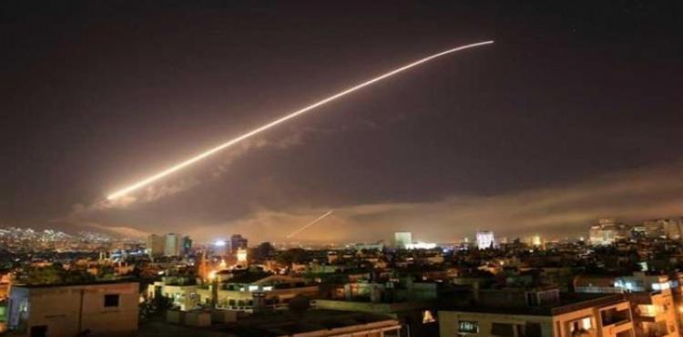 قصف إسرائيلي على سوريا.jpg