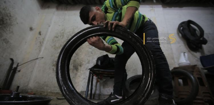 المهندس عبد الله الرضيع يعمل على صناعة الإطارات بلا هواء (29339531) .jpeg