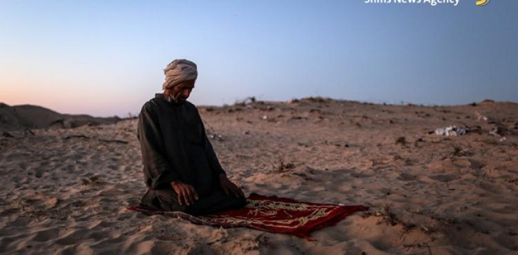 حياة البادية في غزة