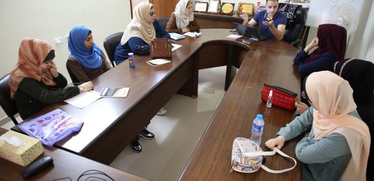 """""""شمس نيوز"""" و""""التجمع الإعلامي"""" يختتمان دورة في """"التحرير الصحفي"""" لذوي الإعاقة البصرية"""